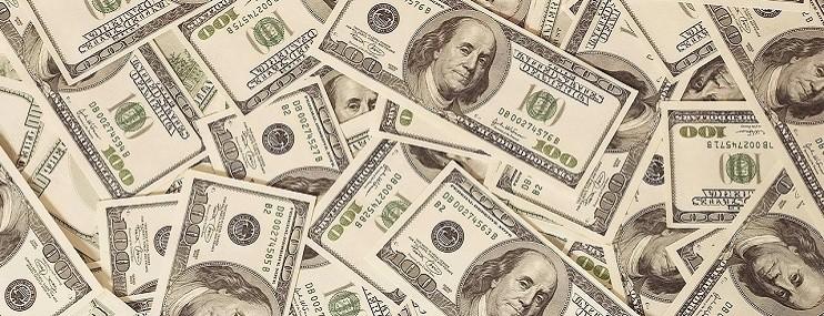 Валютные депозиты прибавили в объёме за месяц на 14%