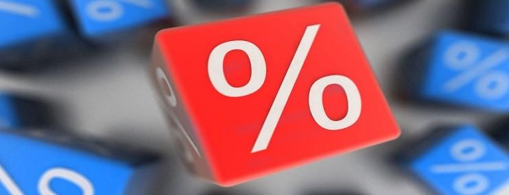 Средняя ставка по кредитам выросла до 25,83%