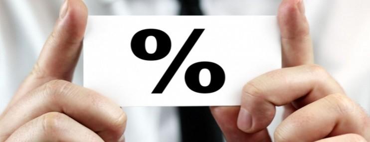Количество финучреждений, завышающих ставки по вкладам, постепенно снижается