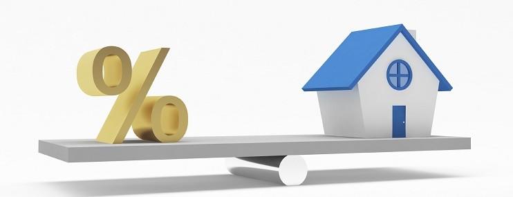Средняя ставка по ипотечным кредитам выросла до 14,82%