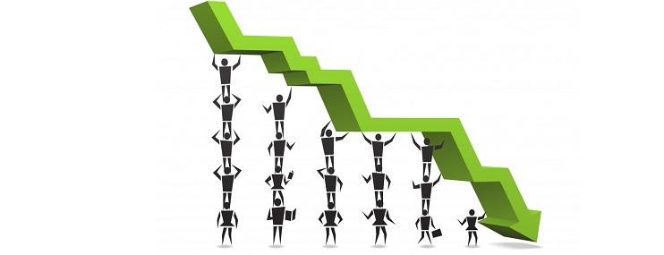 Максимальная доходность вкладов упала до минимума за 2 года