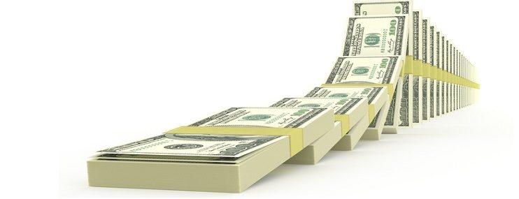 Доллар на бирже прибавил в цене