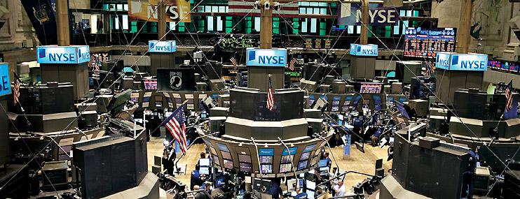 Американский фондовый рынок (рынок ценных бумаг США)