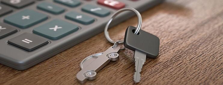 Стоимость автокредитов увеличилась за 2 месяца на 1,8%