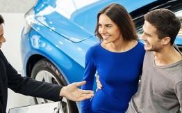 За год количество автокредитов, оформленных населением, упало на 41%