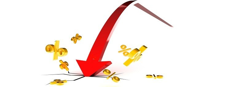 Средняя процентная ставка по ипотеке в банках упала до 14,51%