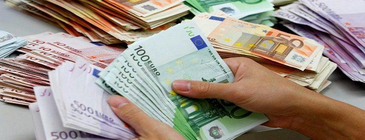 Курс евро достиг максимума за текущий год