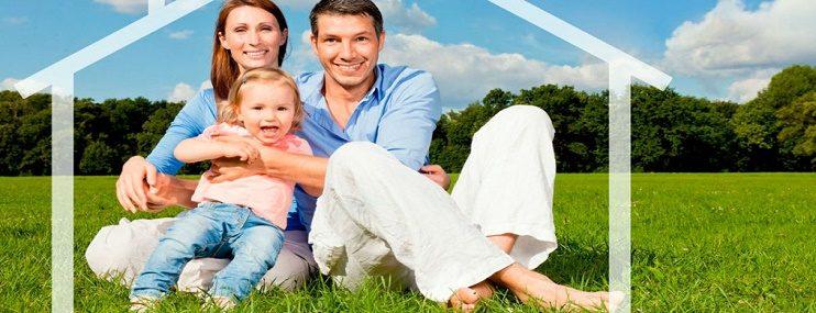 В РФ уже действует программа льготной ипотеки для семей с детьми