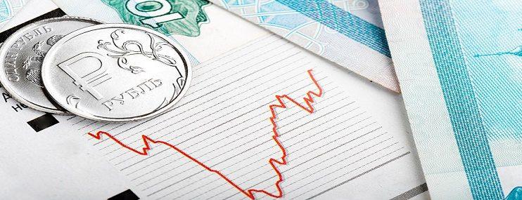 ЦБ РФ: реальный курс рубля сократился за месяц на 1,7%